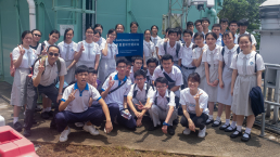 Meeting SKH Chan Young Secondary School